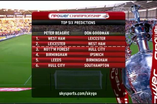 Pre-season predictions from Sky Sports pundits
