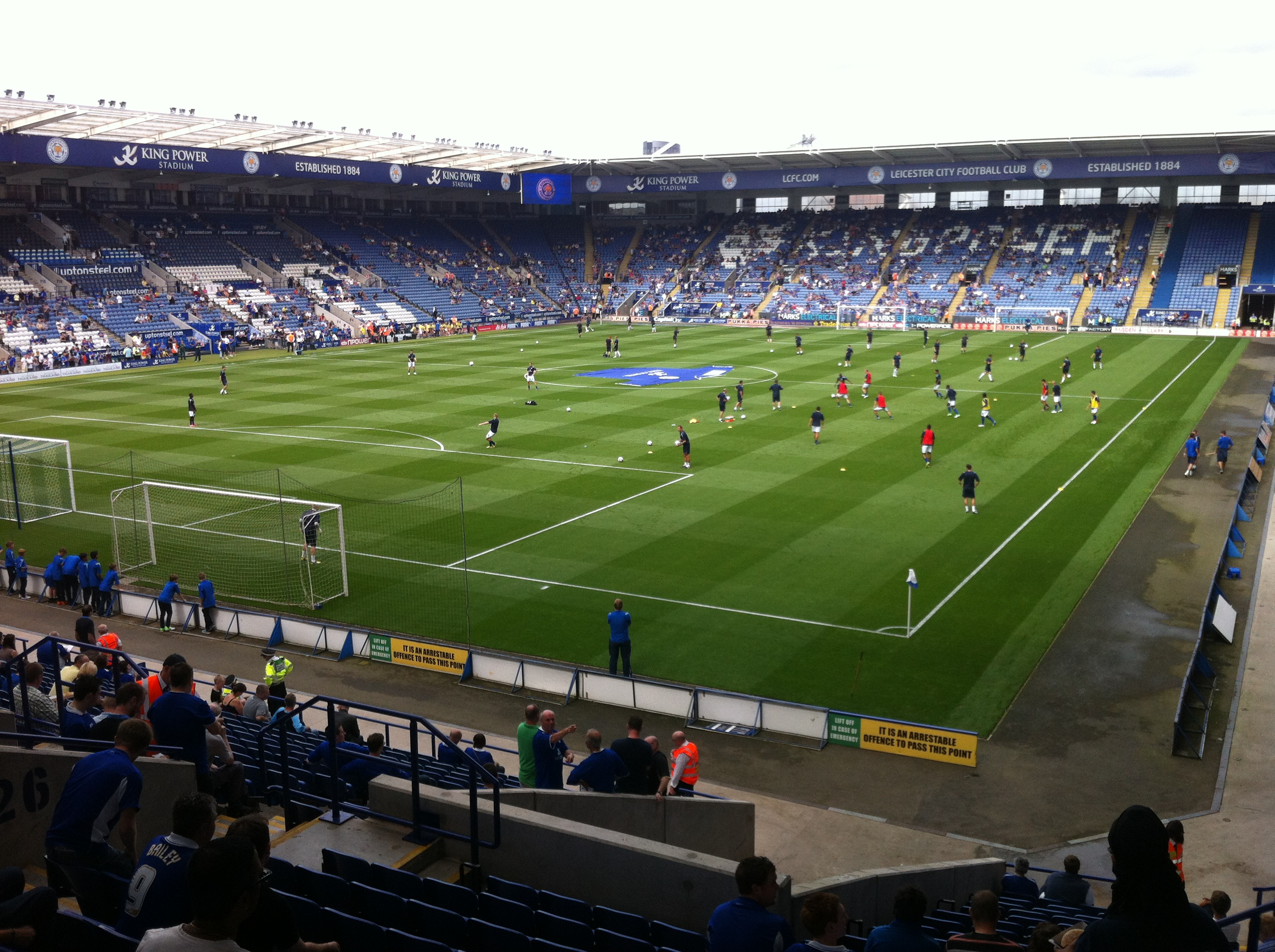 What the stadium deal means for Leicester City's finances ...